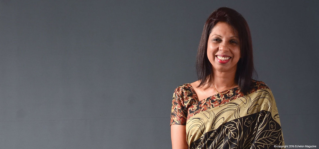 Surekha Alles is CEO of Allianz Insurance Lanka and Allianz Life Insurance Lanka